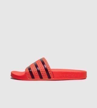 adidas Originals Adilette (rood)