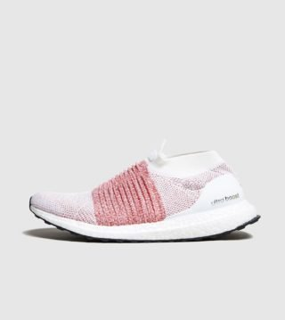 adidas Ultra Boost Laceless (wit)
