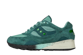 Saucony Shadow 6000 x Feature (Groen)