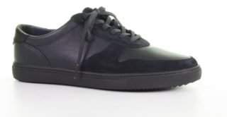 Clae Gregory SP Deep Navy Leather Black