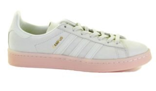 Adidas Campus Crystal White / Icey Pink BX9839