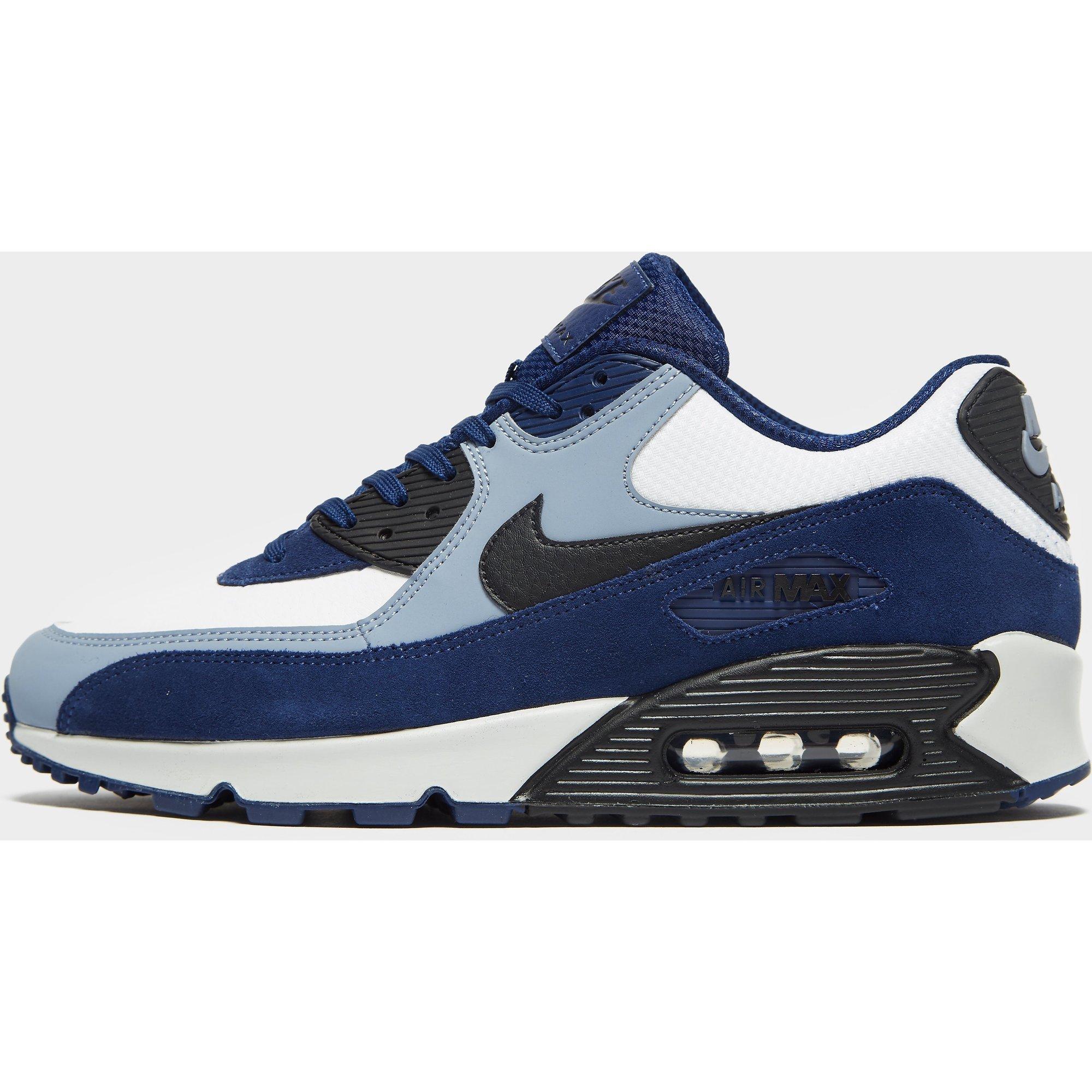 Quick Atlanta sneakers donker blauw