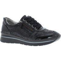 Cypres Sneakers 231-5-149 zwart