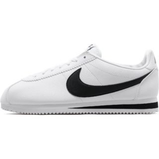 Nike Cortez Leather Heren (Wit)