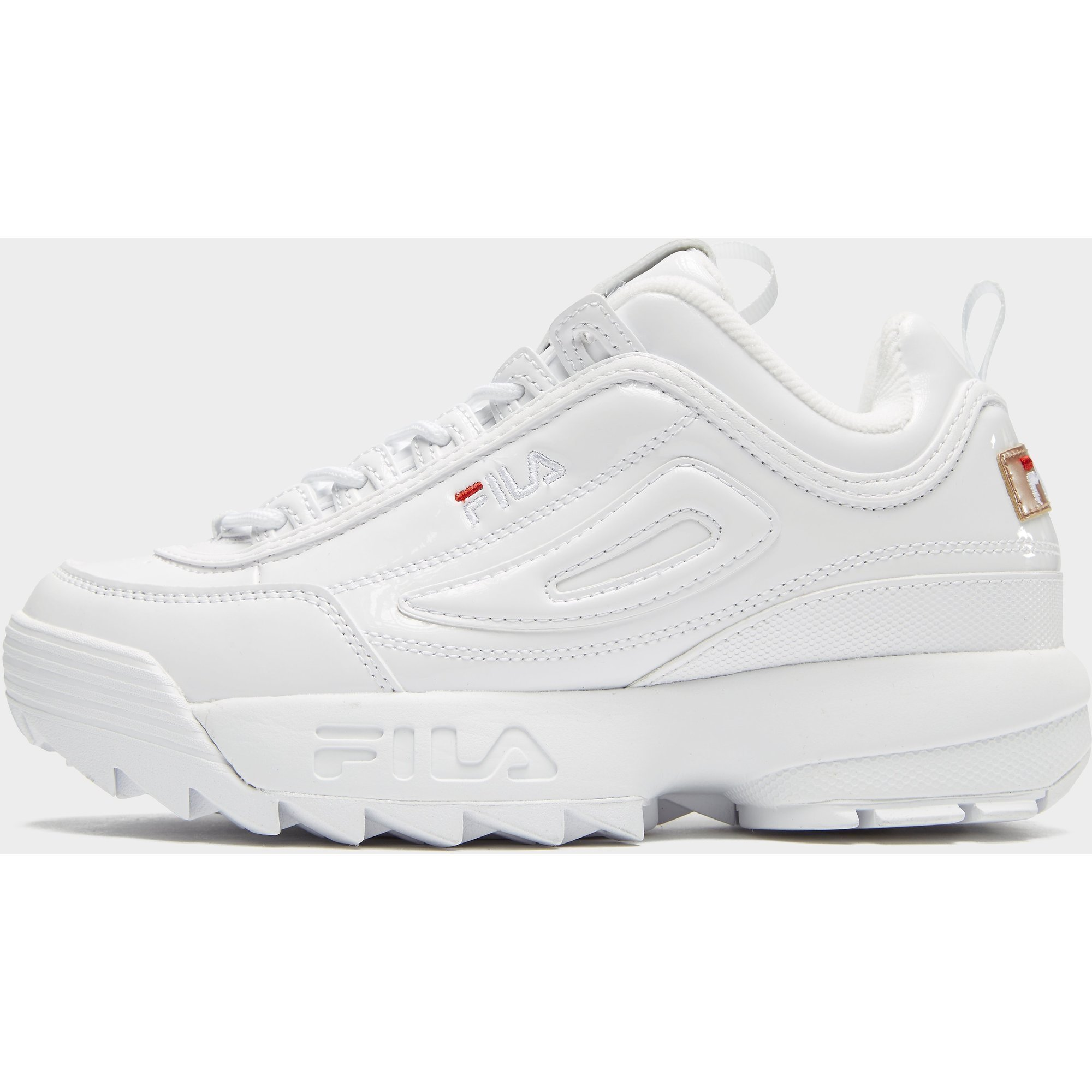 Fila Disruptor II Dames (Pink Blush/White)