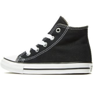 Converse All Star Hi Baby's (Zwart)