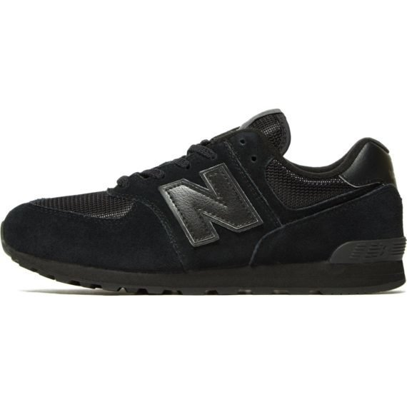 New Balance 574 Junior (Zwart)
