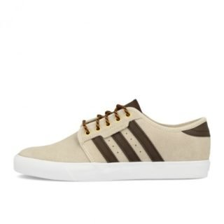 adidas Seeley Brown Brown White