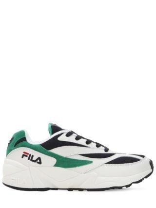 Venom Sneakers (wit/blauw)