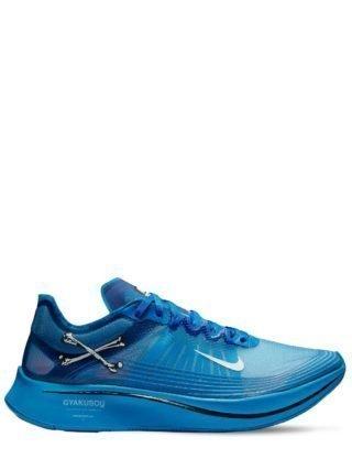 Zoom Fly X Undercover Gyakusou Sneakers (blauw)