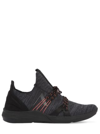 Lion Future Grid H-x1 Sneakers (zwart/grijs)