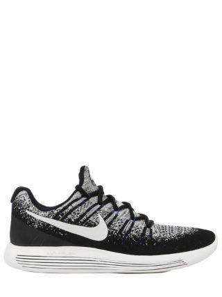 Nikelab Lunarepic Flyknit 2 Sneakers (zwart/grijs)