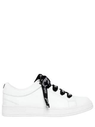 20mm Janel Leather Sneakers (wit)