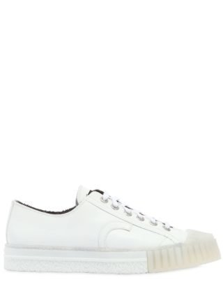Leather Sneakers (wit)