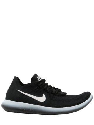 Nikelab Free Rn Flyknit 2017 Sneakers (zwart)