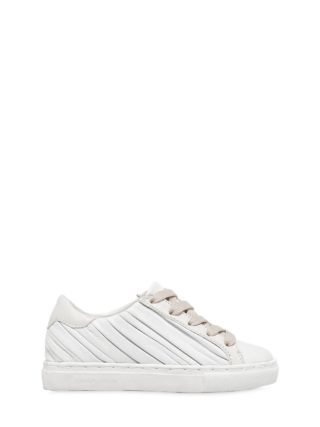 Nappa Leather Sneakers (wit)