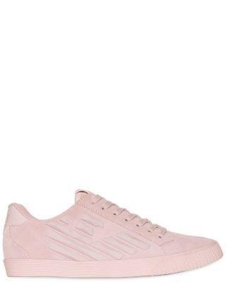 Pride Transformers Suede Sneakers (roze)