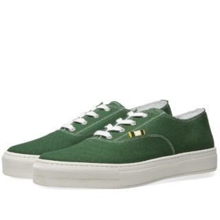 Aprix Canvas Sneaker (Green)