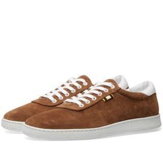 Aprix Suede Low Sneaker (Brown)