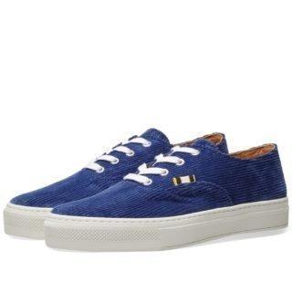 Aprix Corduroy Sneaker (Blue)