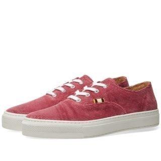 Aprix Corduroy Sneaker (Pink)