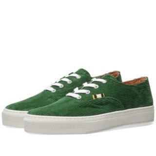 Aprix Corduroy Sneaker (Green)