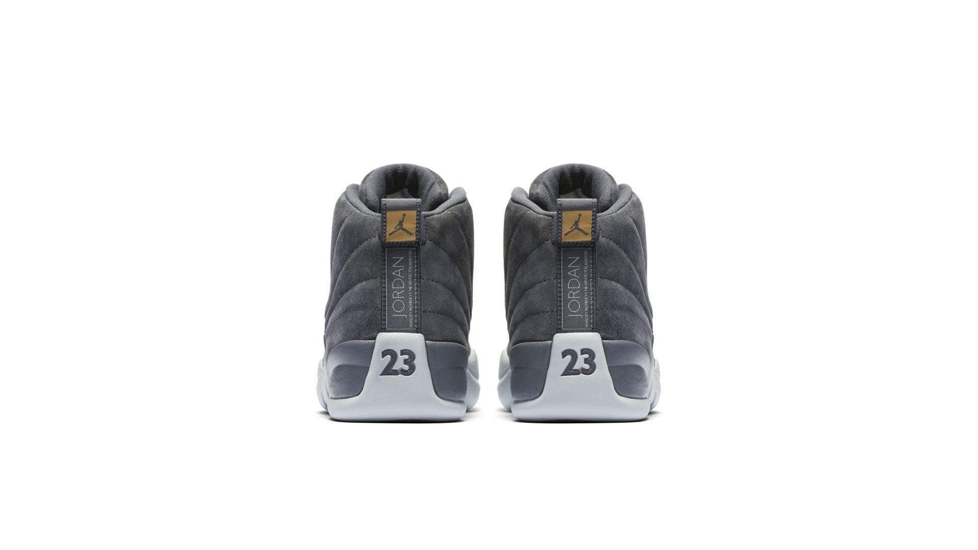Air Jordan XII Retro 'Dark Grey' (130690-005)