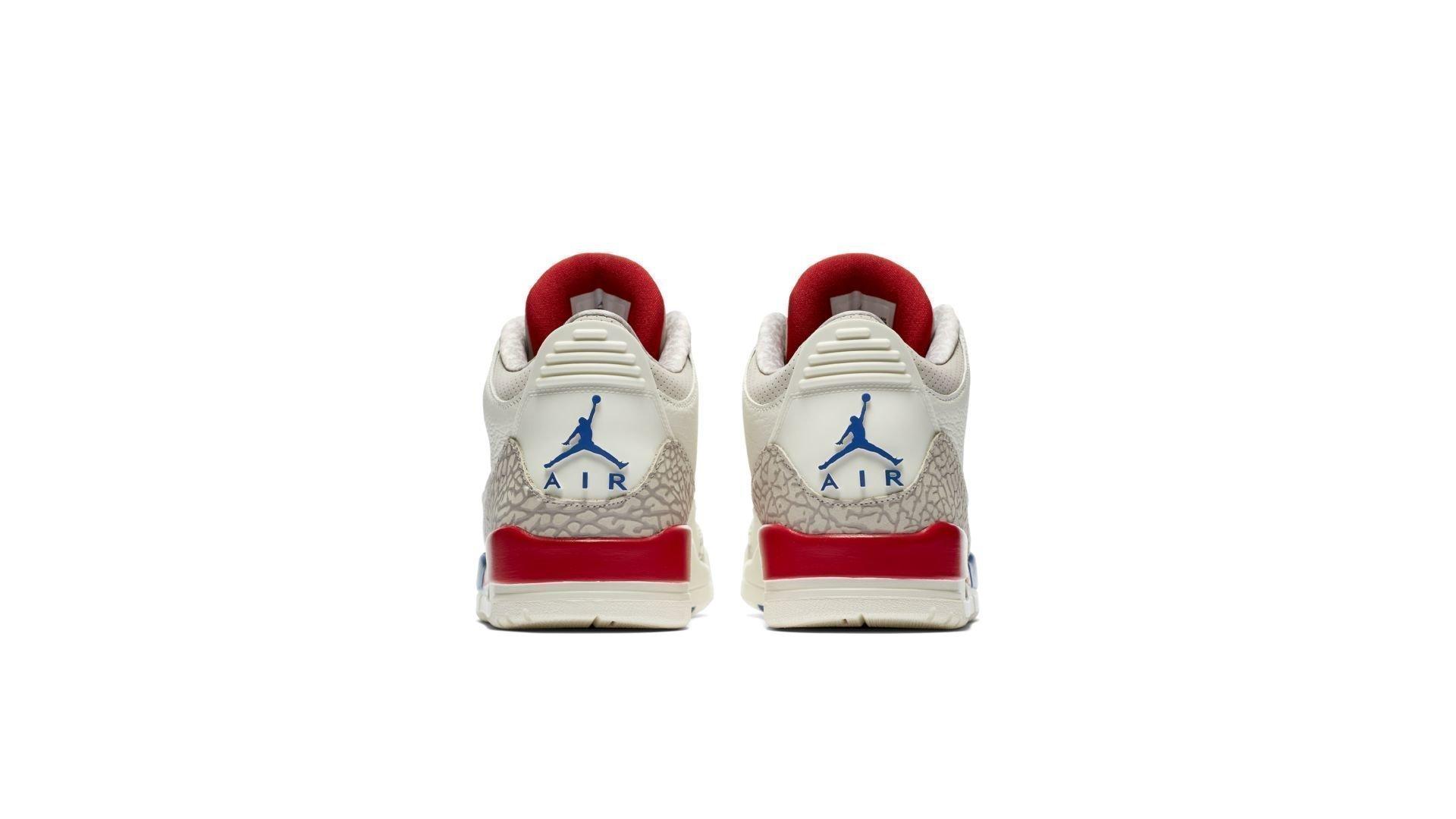 Air Jordan 3 Retro Charity Game (136064-140)