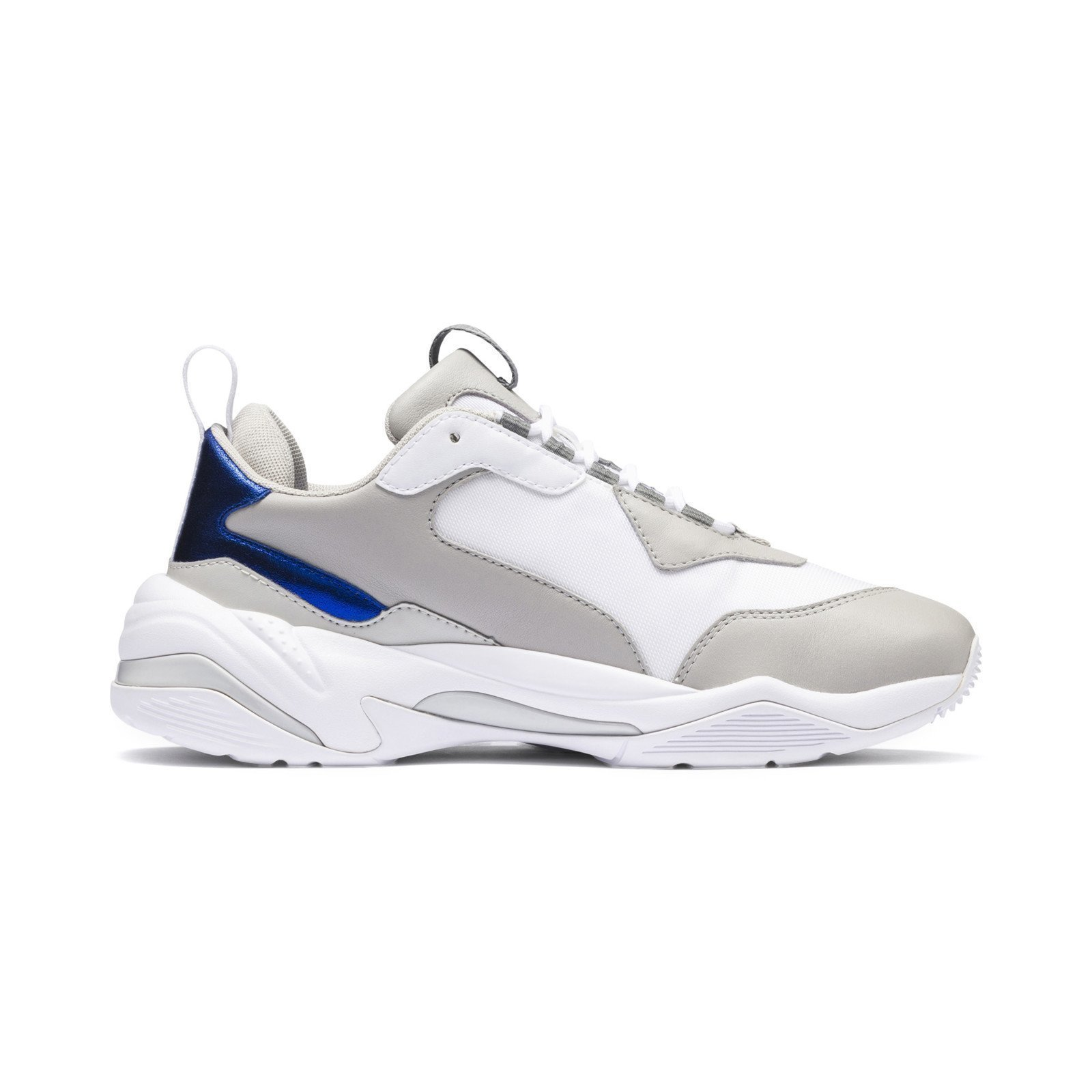 Puma Thunder Electric 'White Silver' (367998-02)