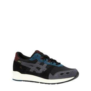 ASICS Gel-Lyte Gore-Tex suède sneakers zwart/grijs (heren) (zwart)