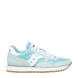 Saucony DXN Trainer Vintage sneakers (dames) (blauw)