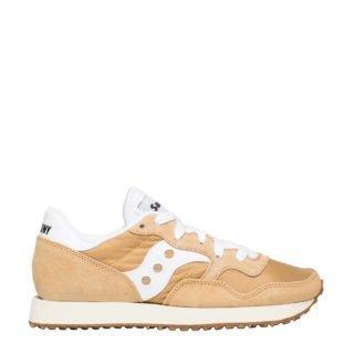 Saucony DXN Trainer Vintage sneakers (dames) (bruin)