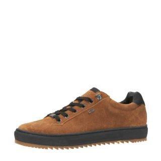 Mexx suède sneakers bruin (heren) (bruin)