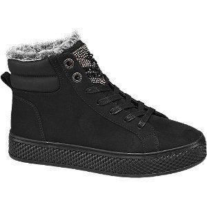 Graceland Halfhoge sneaker bont