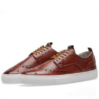 Grenson Sneaker 3 (Brown)
