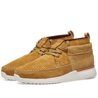 Clarks Originals Tor Track Mid (Brown)