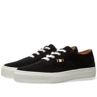 Aprix Corduroy Sneaker (Black)