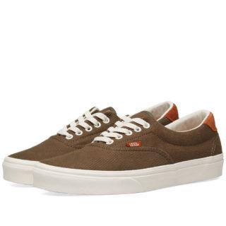 Vans Era 59 Flannel (Brown)