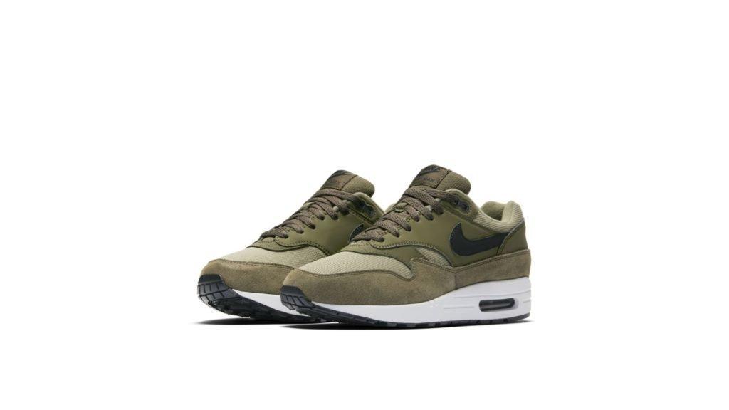 Nike WMNS Air Max 1 'Green' (319986-304)
