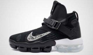VaporMax Premier Flyknit (Zwart/Wit) Sneaker