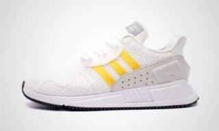 "EQT Cushion ADV ""Yellow Stripes Pack"" Sneaker"