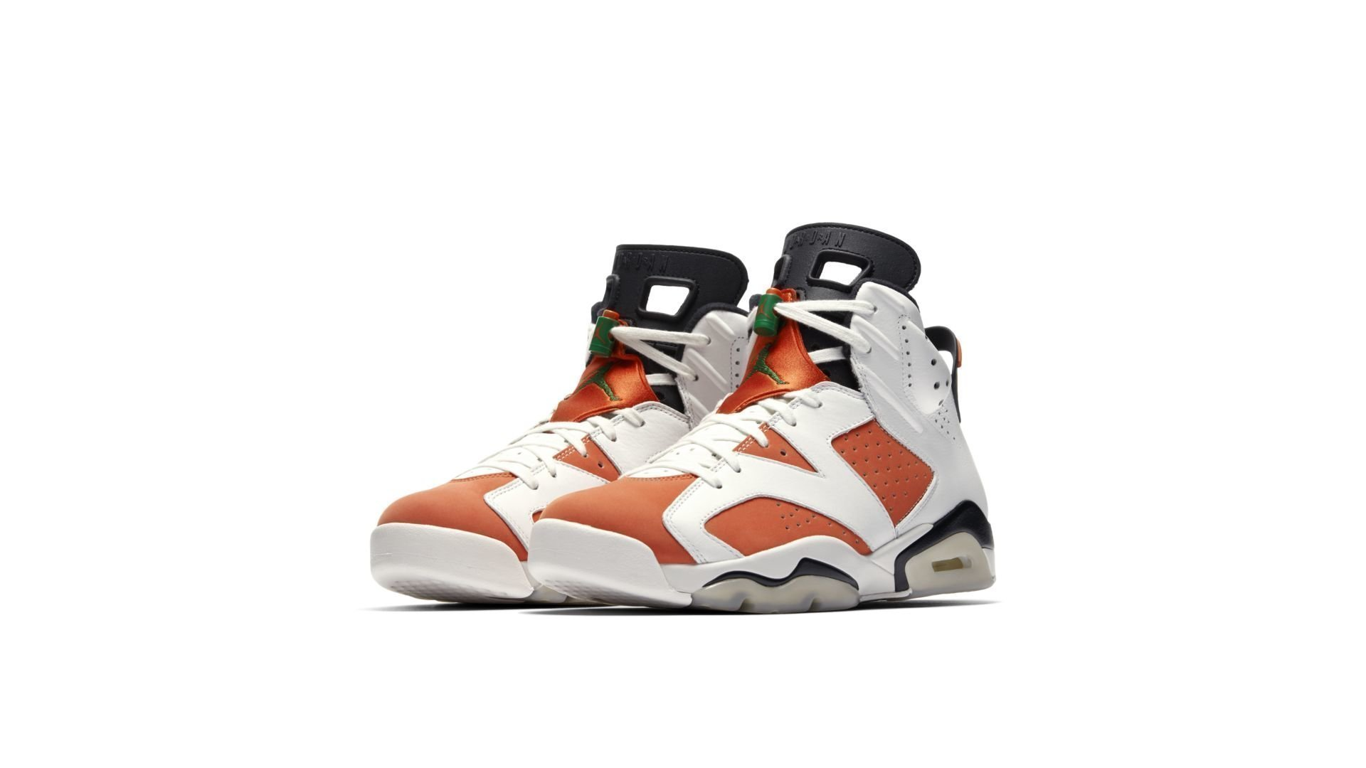 Air Jordan 6 Gatorade Like Mike (384664-145)