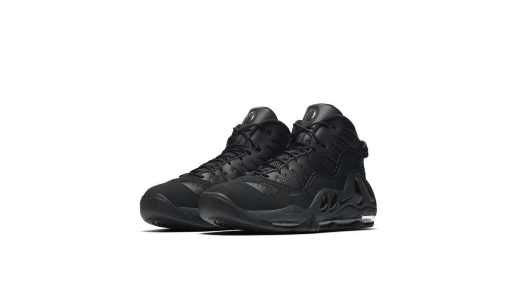 Nike Air Max Uptempo 97 'Triple Black' (399207-005)