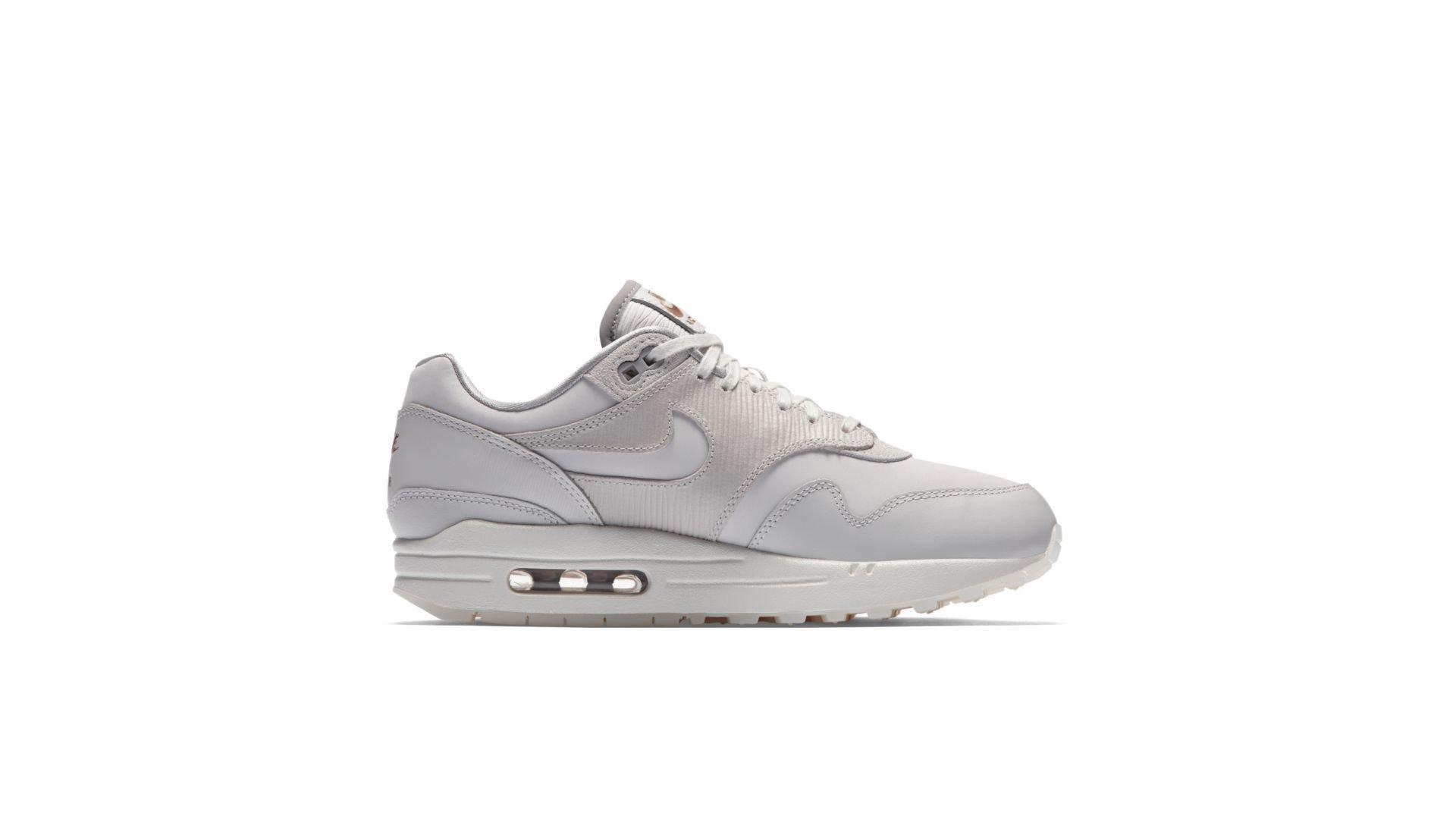 Nike Wmns Air Max 1 Premium Vast Grey/Atmosphere Grey (454746-017)