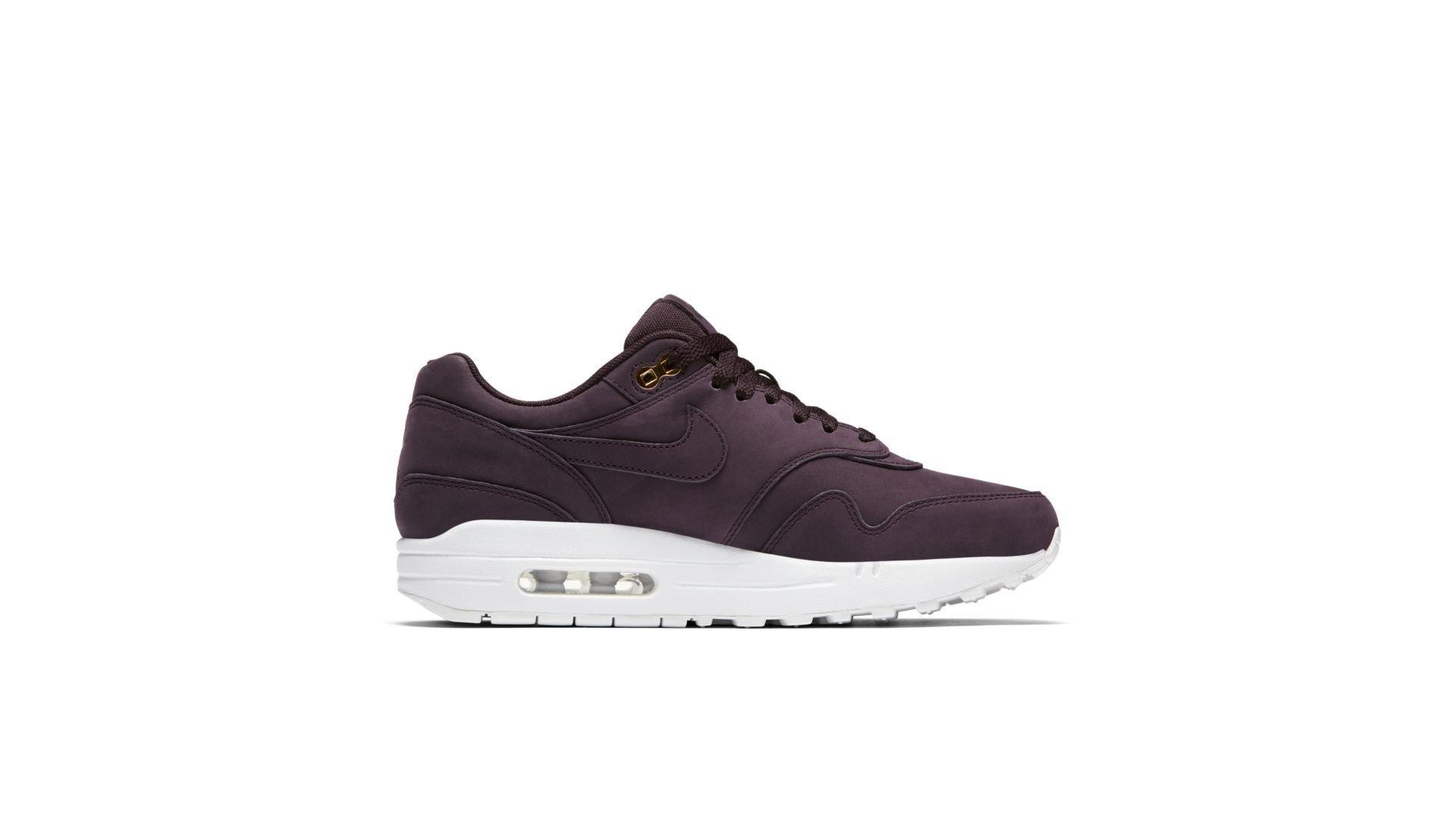 """Nike Air Max 1 Premium """"Nubuck Port"""" (454746-602)"""