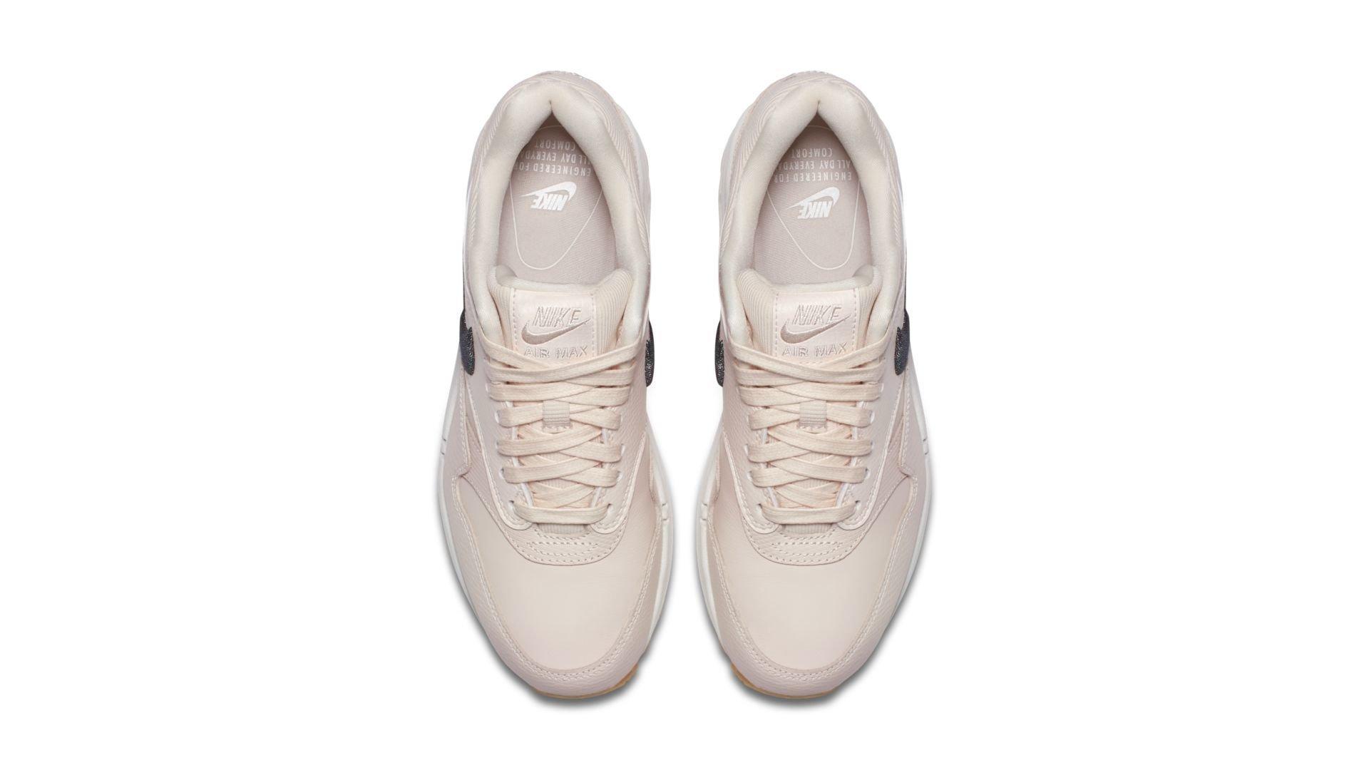 Nike Wmns Air Max 1 Premium 'Guava Ice' (454746-800)