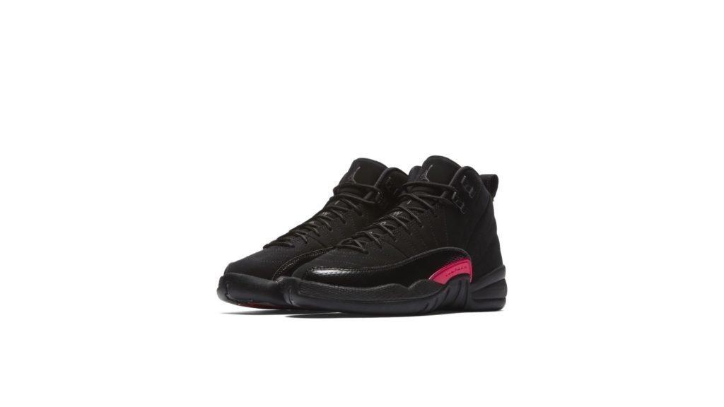 Air Jordan 12 'Rush Pink' GS (510815-006)