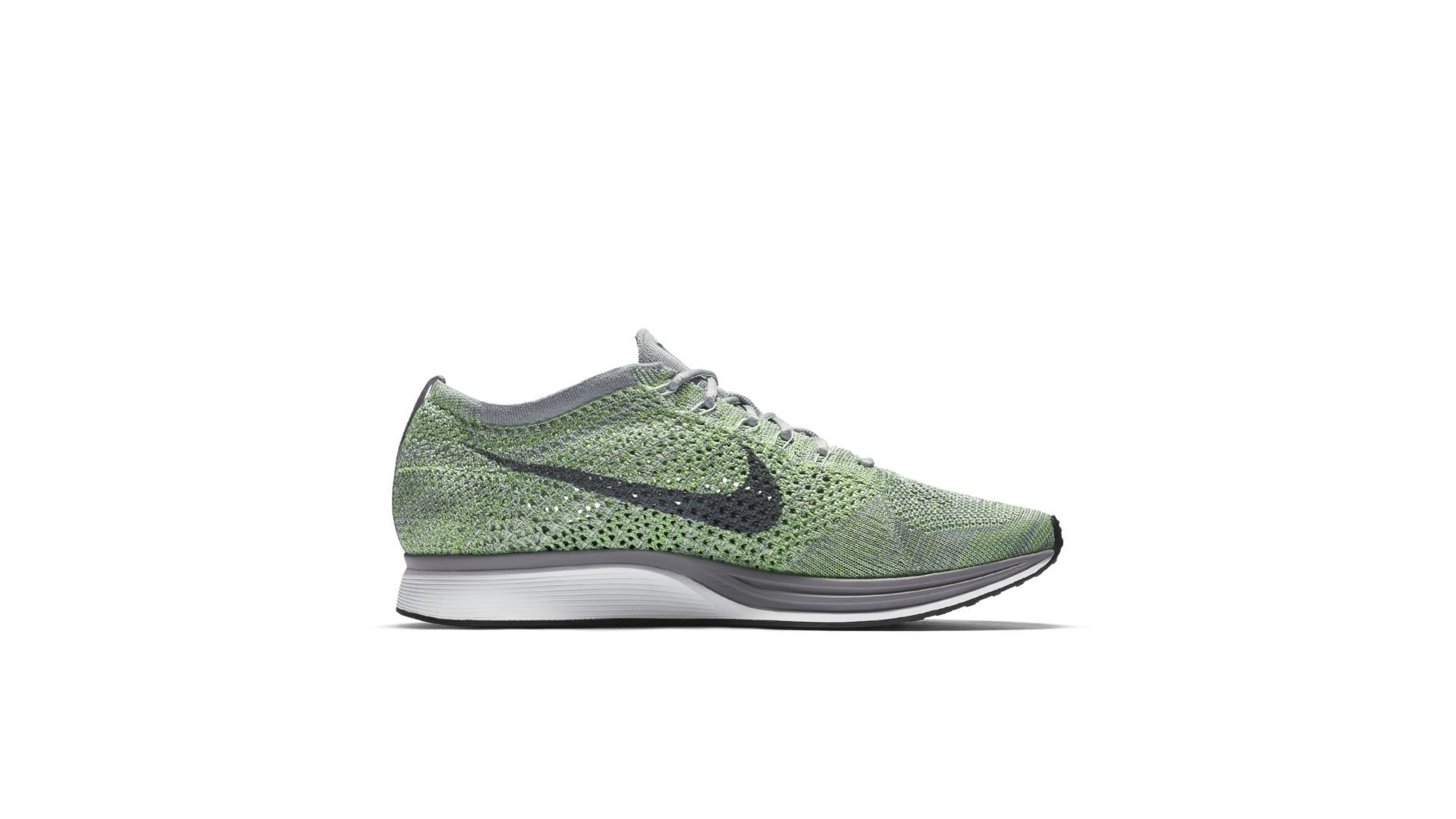 Nike Flyknit Racer Macaron Pack Pistachio (526628-103)