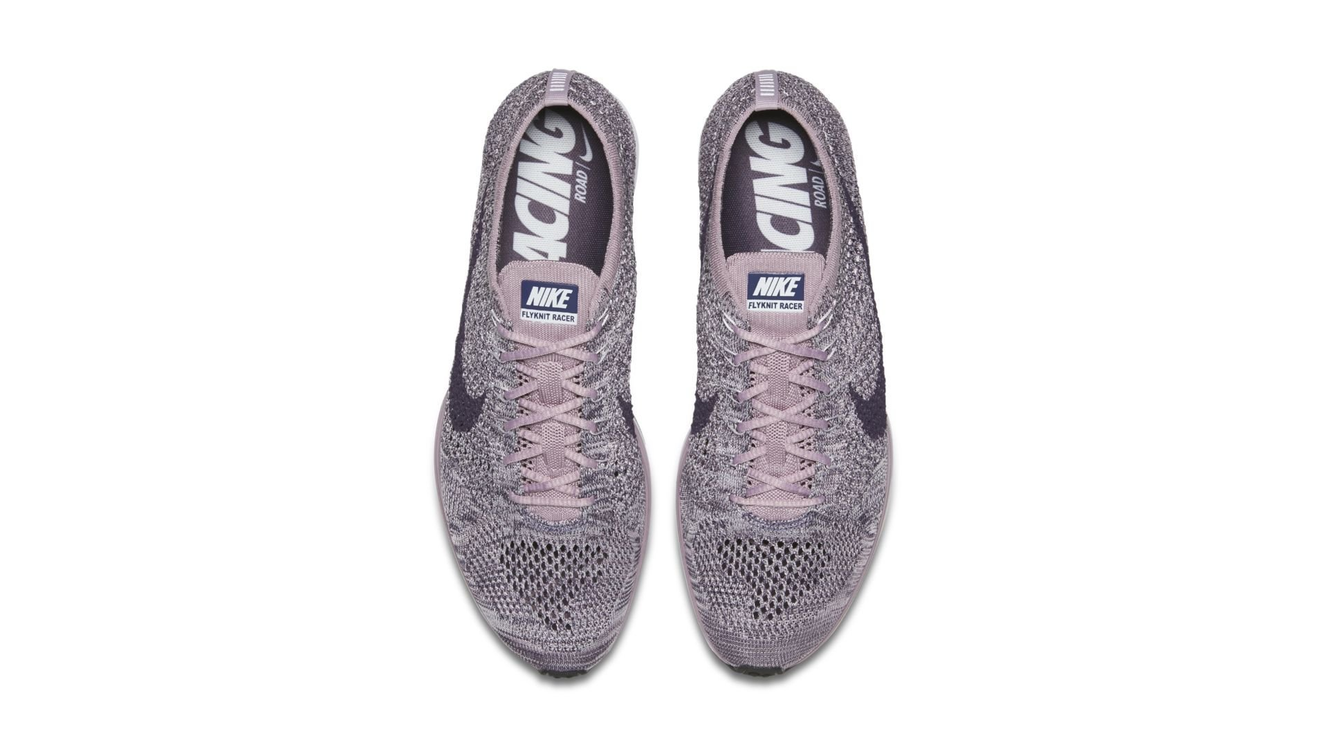 Nike Flyknit Racer Macaron Pack Lavender (526628-500)