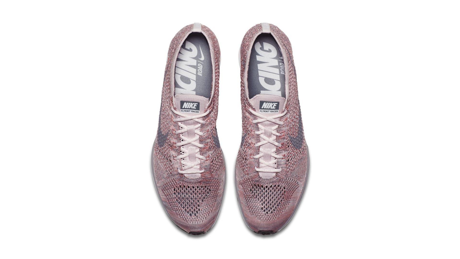 Nike Flyknit Racer Macaron Pack Strawberry (526628-604)